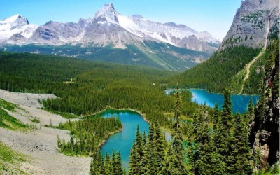 Национальные парки Канады