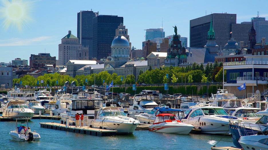 Монреаль город туризма, фестивалей и развлечений