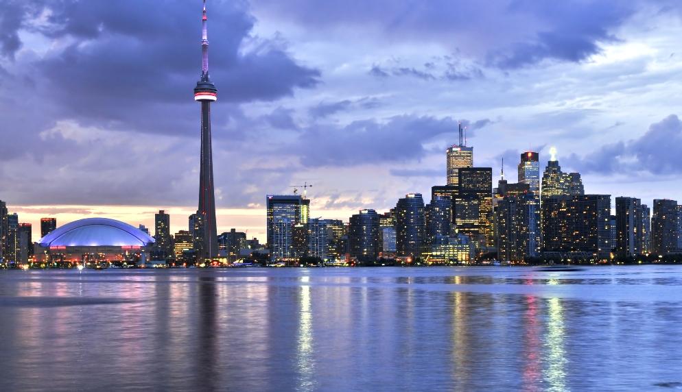 Торонто самый большой город Канады