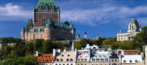 Топ 10 туристических направлений в Канаде