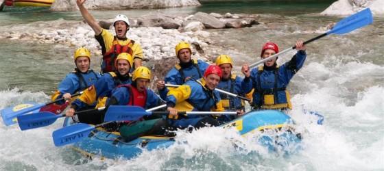 Активный туризм в Канаде