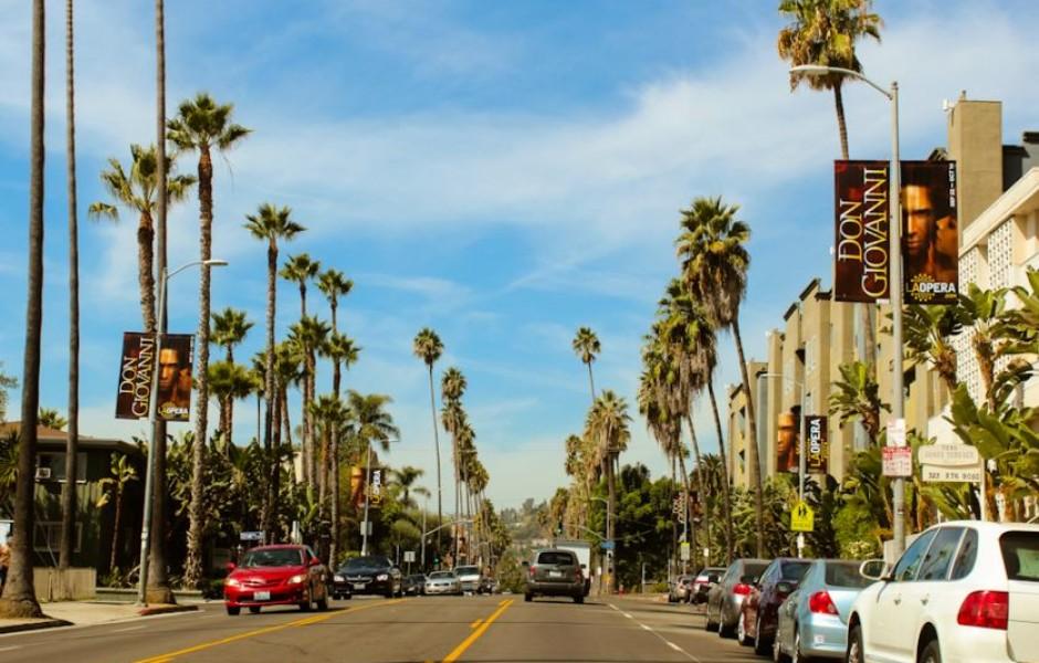 Обзорный тур по Лос Анжелесу