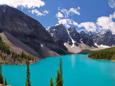 Путешествие в Британскую Колумбию и парки Канады