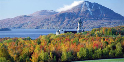 Отдых на лучших озёрах Канады и Америки
