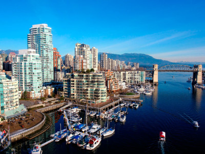 Обзорная экскурсия по Северному Ванкуверу