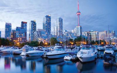 Экскурсии по Торонто и знакомство с Канадой