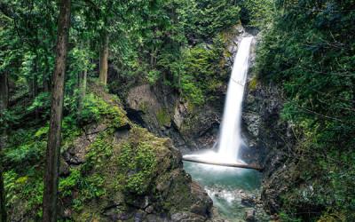 Туры на лучшие водопады в Канаде