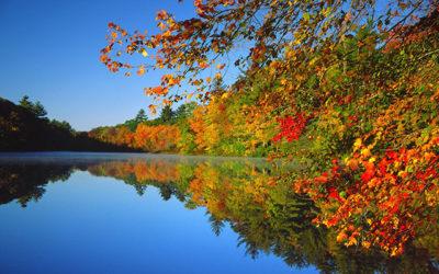 Осенние тур маршруты Квебека