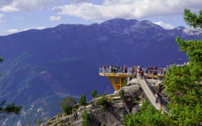 Восемь дорожных тур маршрутов Канады для путешествий