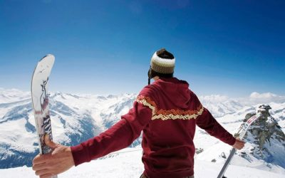 Лучшие горнолыжные курорты Канады