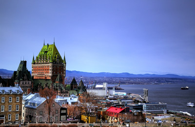 Экскурсия в Квебек