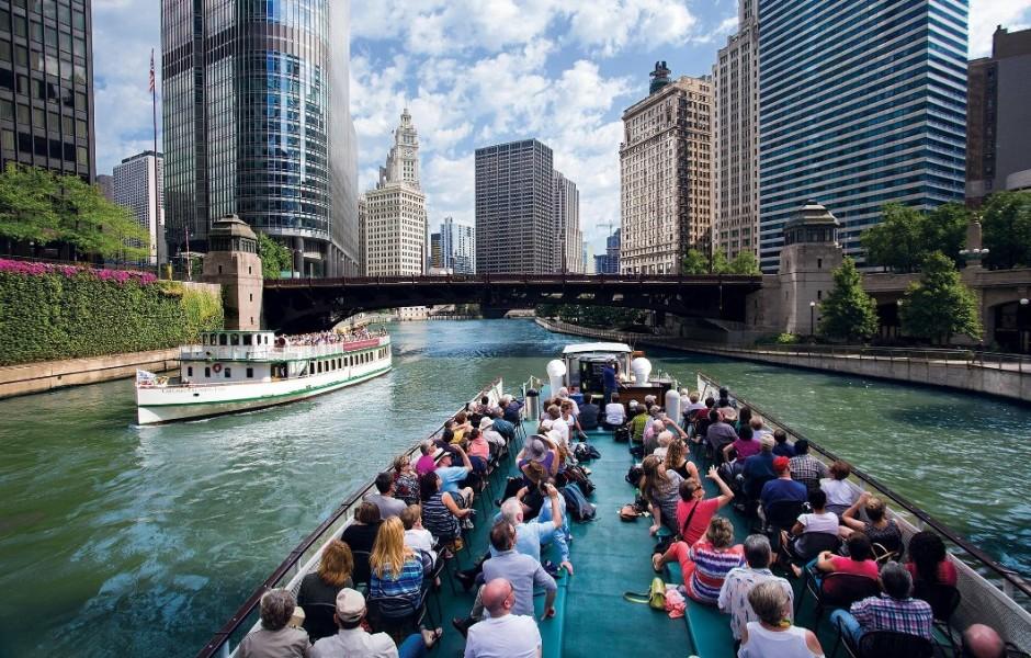 Тур в Чикаго