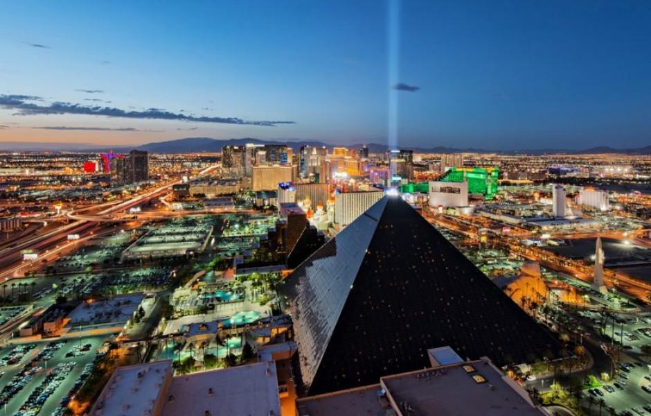 Обзорный тур по Лас Вегасу