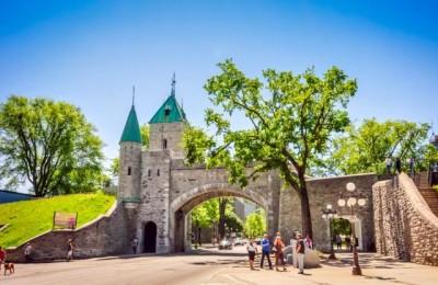 Путешествие Бон Вояж по Французской Канаде