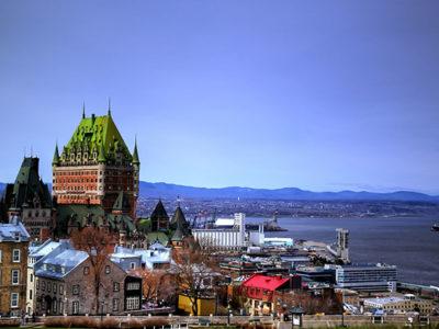 Тур в город Квебек