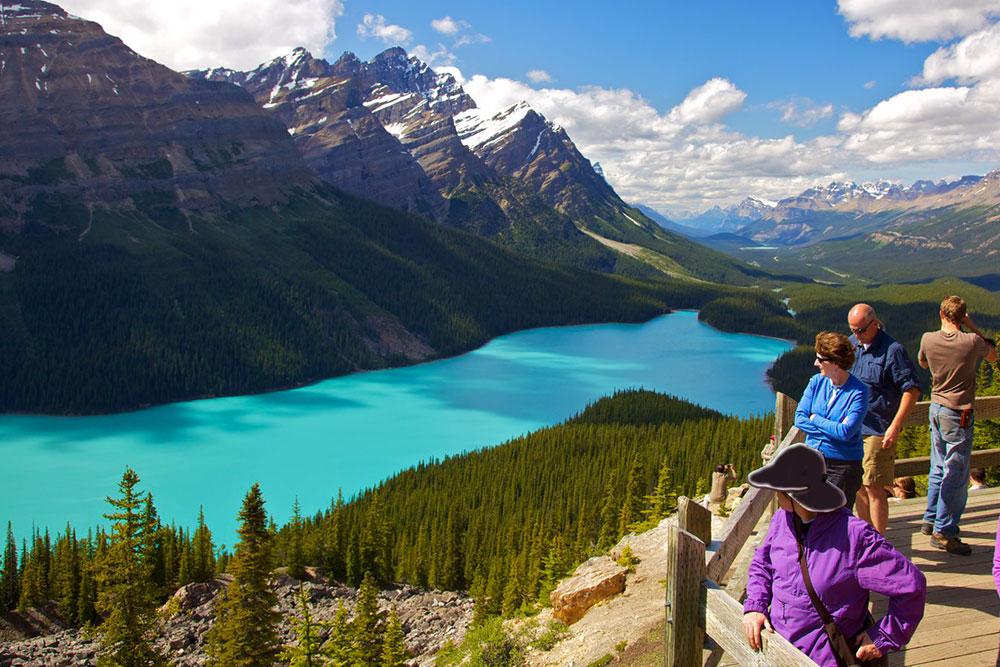 Путешествие по Канаде Большое Турне