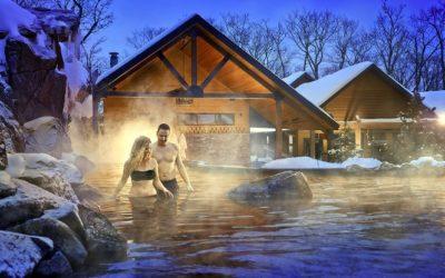 Зимний отдых в лучших СПА Монреаля