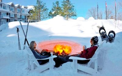 Зимние курорты Торонто