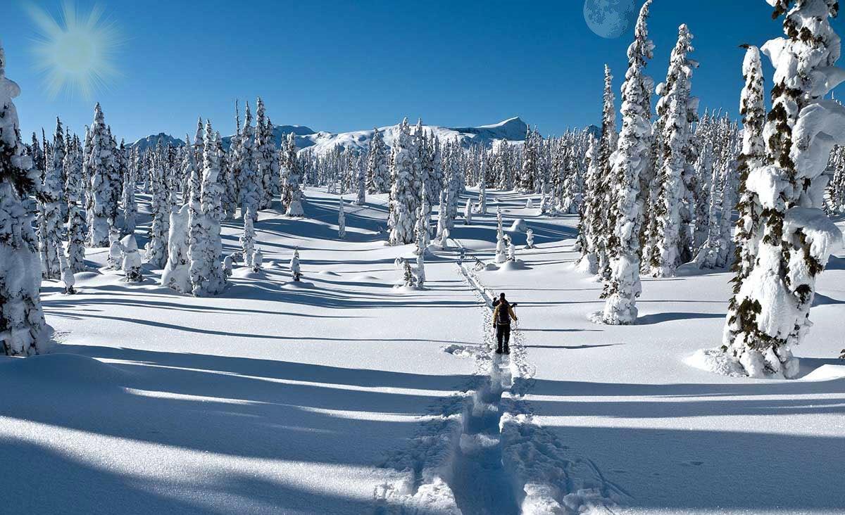 Пять лучших снежных трасс возле Квебек Сити, туры в Канаду
