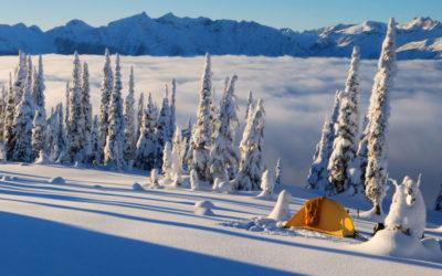 Пять лучших снежных трасс возле Квебек Сити